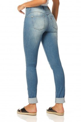 calca skinny media reducao dz2249 costas proximo denim zero