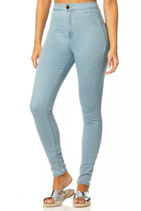 calca skinny hot pants reducao dz2311 frente proximo denim zero