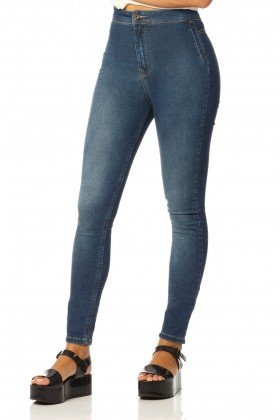calca skinny hot pants stone dz2312 frente proximo denim zero