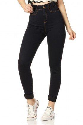 calca skinny hot pants amaciado dz2371 frente proximo denim zero