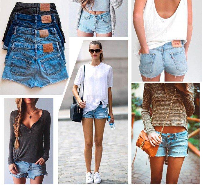 shorts jeans materia blog denim zero 1
