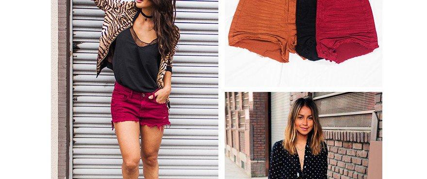 Inspire-se: Jeans Colorido