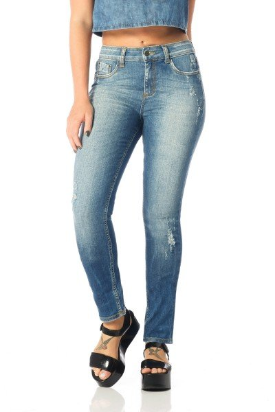 calca skinny media puidos dz2555 frente proxima denim zero