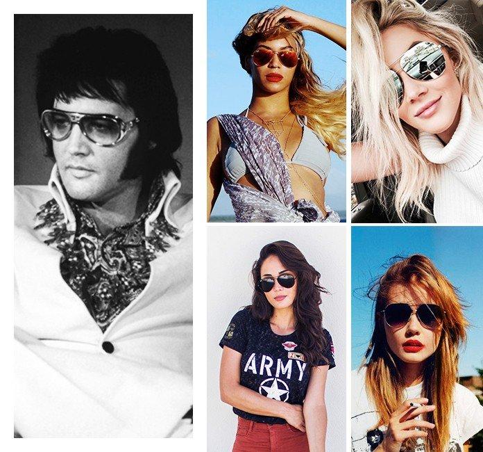33 influencia do rock na moda atual rayban