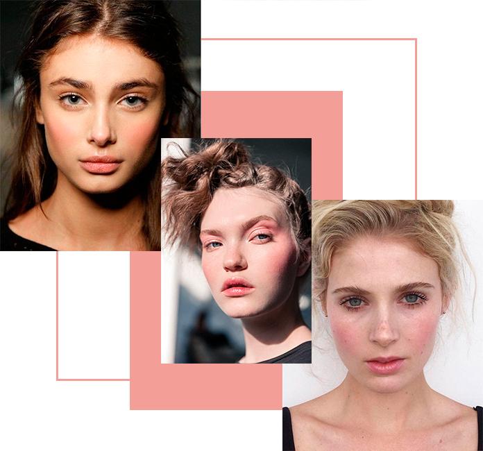 43 tendencia maquiagem blush