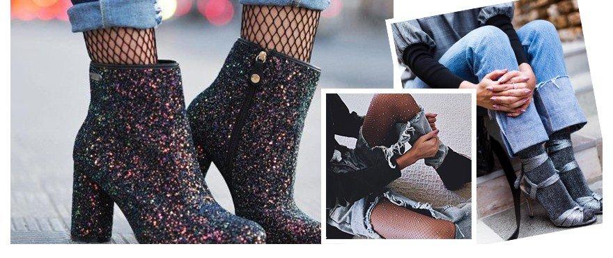 New Trend: Aposte nas meias!