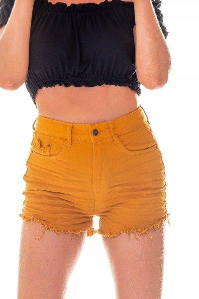 dz6215 11 ambar shorts setentinha colors denim zero frente cortada