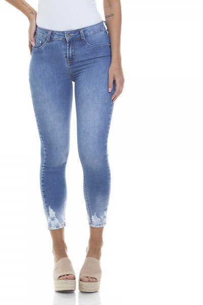 dz2783 calca skinny media cropped zoom frente