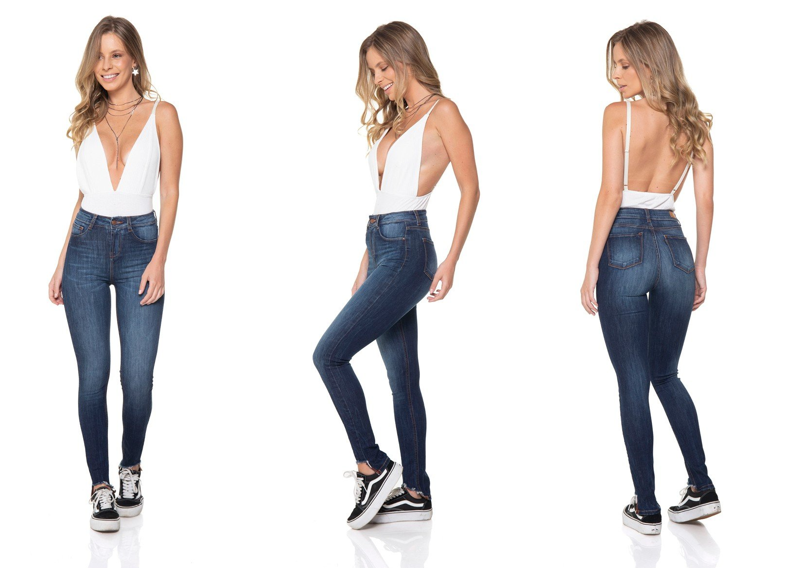 dz2836 calca jeans skinny media com bigodes denim zero tripla