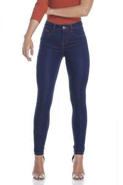 dz2936 calca jeans skinny media escura frente prox denim zero