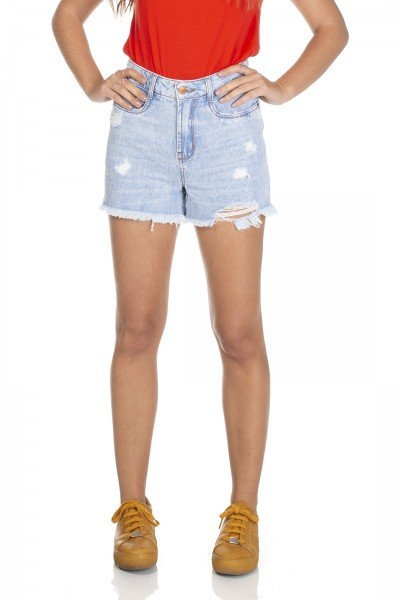 dz6301 shorts jeans regular barra desfiada denim zero frente 02 prox