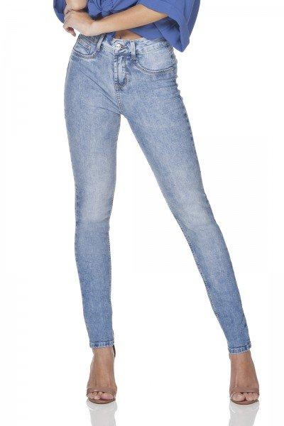 dz3156 calca jeans skinny cigarrete estonada denim zero frente 02 prox