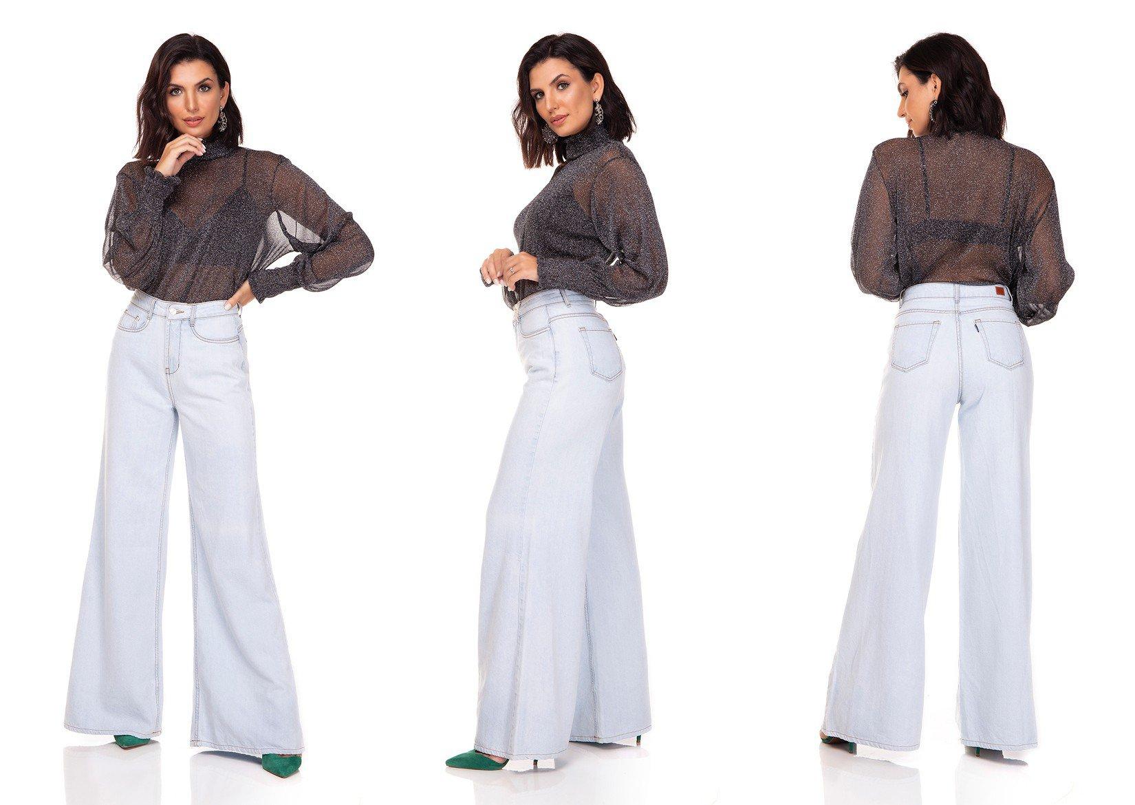 dz3361 calca jeans pantalona denim zero tripla