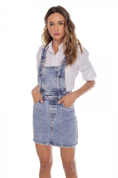 dz12087 alg salopete jeans feminina botoes laterais denim zero frente 02