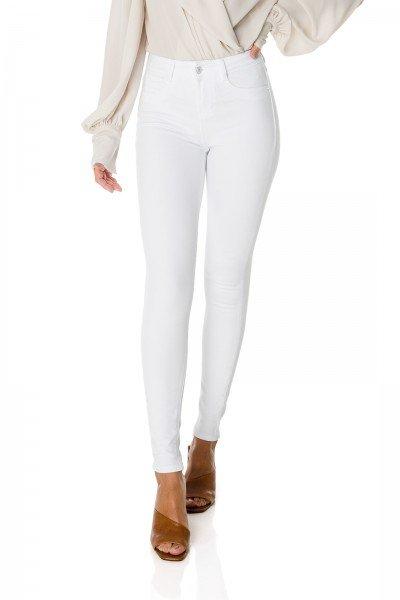 dz3848 antiga 3304 re calca jeans feminina skinny media black and white branca denim zero frente prox